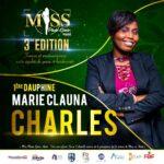 Miss Photo-Génie Haiti 2021: Marie Clauna Charles, première Dauphine